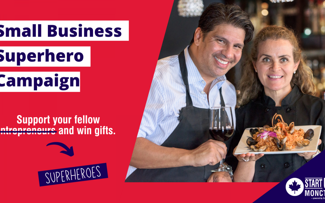 Small Business Heroes Campaign